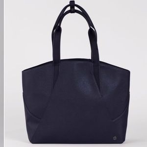 Lululemon Athletica All DayTote Midnight Blue ECU